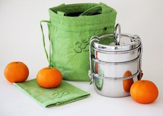 Plastic Free Lunch Containers And More From Om Goods