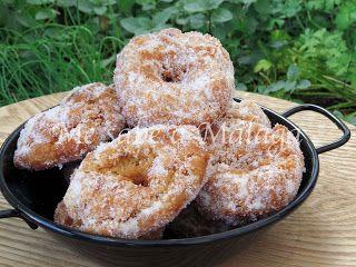 Me sabe a Málaga: Roscos fritos de Coín