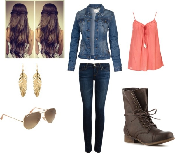 """""""Military Boots outfit"""" by laurel-dantes on Polyvore"""