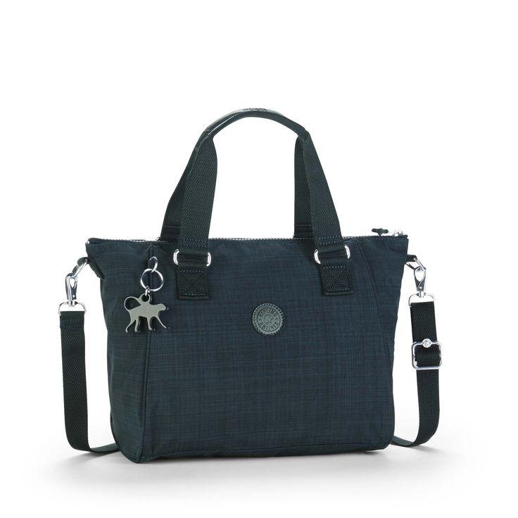 Kipling Amiel Handtasche Dazz True Blue