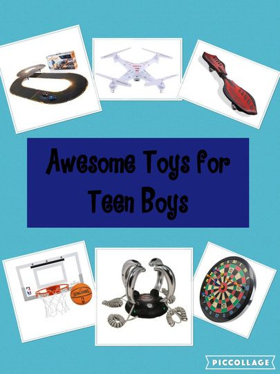 Cool Toys For Teenage Boys : Best images about gifts for teen boys on pinterest
