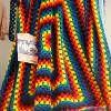 Never Ending Granny Square Afghan   AllFreeCrochet.comColors Combos, Crochet Granny, Crochet Projects, Granny Square Afghan, Colors Combinations, Squares Afghans, Granny Squares, Afghans Pattern, Crochet Pattern