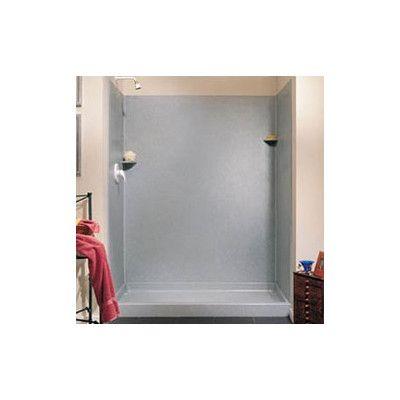 Swanstone Classics Three Panels Shower Wall Kit