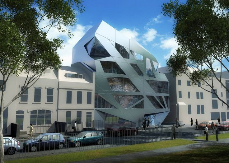 33-35 Hoxton Square - Architecture - Zaha Hadid Architects