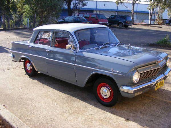1962 HOLDEN SPECIAL EJ $10000