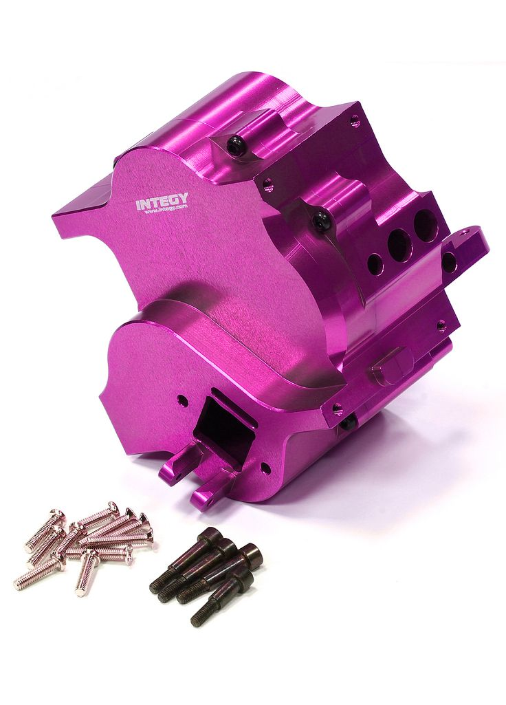 Alloy Center Gear Box for HPI Savage XL (no reverse) for R/C or RC ...