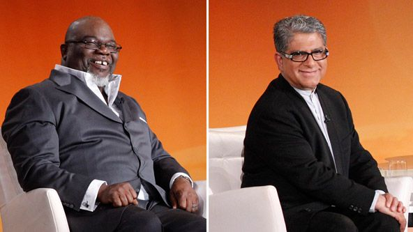 Sneak Preview: Bishop T.D. Jakes and Deepak Chopra on Living from the CoreSuper Sunday, Supersoulsunday, Bishop T D, Bishop Td, Deepak Chopra, Super Soul Sunday, Colors, Td Jake, Oprah Super