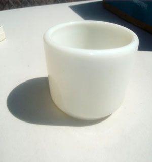 Us navy mugs and navy on pinterest - Handleless coffee mugs ...