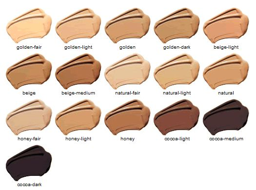 how to change the tone of foundation
