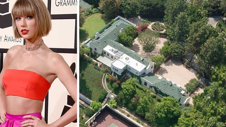 Taylor Swift is trying to heritage list her Beverly Hills home.