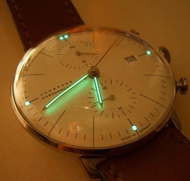 Junghans Chrono Max Bill