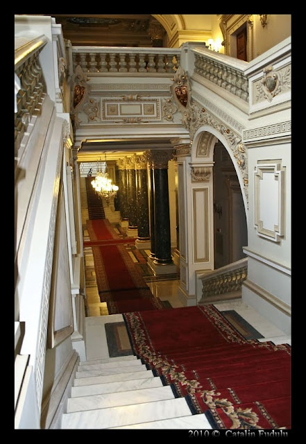 B.N.R. Palace, Bucharest photo Catalin Fudulu