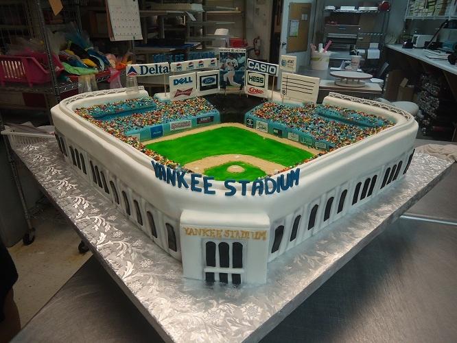 - Yankees Stadium