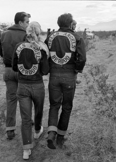 Early Hells Angels