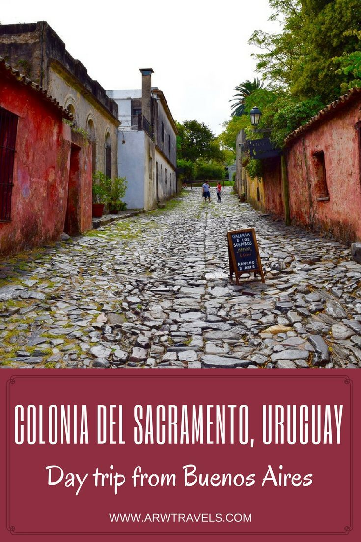 Colonia del Sacramento offers one of the best preserved colonial historical quarters in South America. If you're spending a few days in Buenos Aires, you can't miss a day trip to this beautiful town in neighbouring Uruguay!