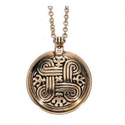 St. John's Arms pendant