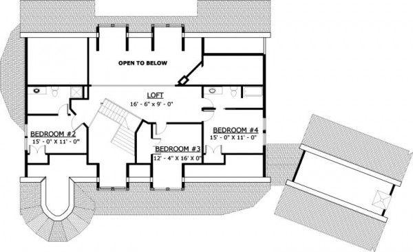 Planos De Casas De Dos Pisos Con Cinco Habitaciones Casas De Dos Pisos Planos De Casas Casas De Dos Plantas