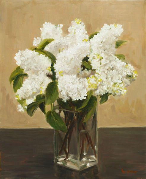 Yuichi Ono — White Lilac(492×600)