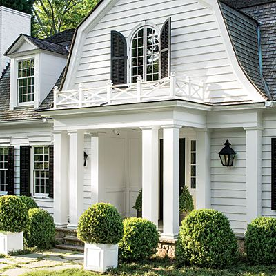 112 Best Images About Dutch Colonial Exteriors On Pinterest Exterior Colors Front Doors And