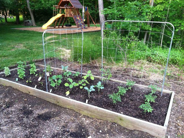 fencing,etc. Garden design, Garden ideas cheap, Small