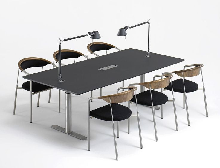 One Collection | Chairman | design by Henrik Tengler (2015 version) + E-zone - work table