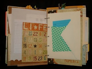 Homemade Daybook Inspiration -- Her Junk Journals Are Full of Great Ideas