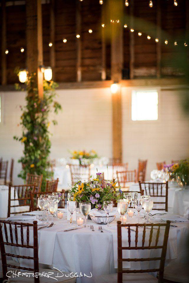 Gedney Farm Wedding Miri Dan Christopher Duggan Photography Farm Wedding Wedding Table Decorations Wedding Weekend