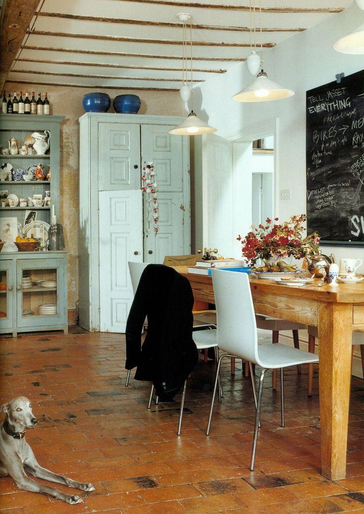 Caldwell Home: Inspiration: Amanda Harlech, Shropshire