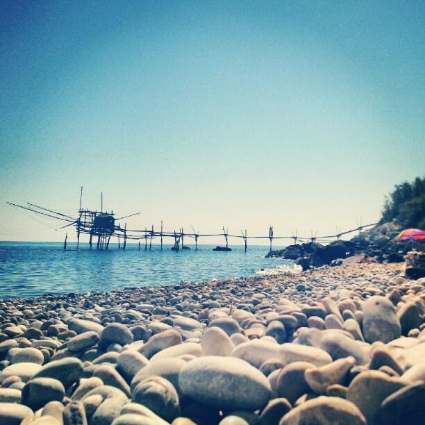 Calata Turchino-San Vito Chietino #mare #abruzzo #costadeitrabocchi #italy http://instagr.am/p/M0eBfiAng9/