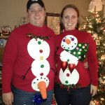 homemade ugly christmas sweaters - Google Search