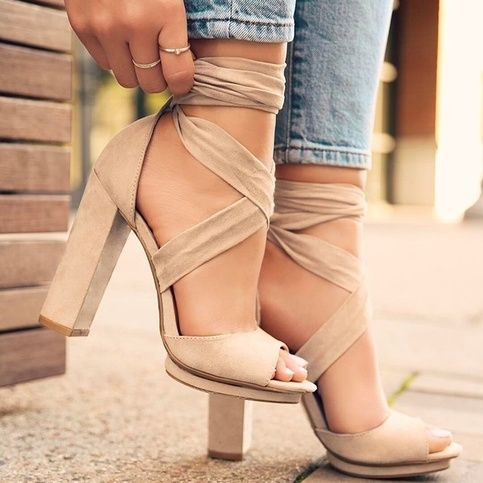 Bandage Frauen Schuhe Casual Sexy Lace Up Party Schuhe High Heel Sandalen G5482 # Schuh …