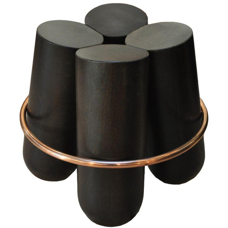 Bolt Stool/side Table