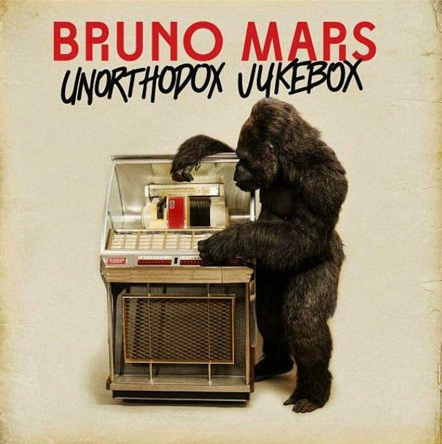 Bruno Mars- Unorthodox Jukebox