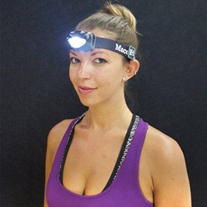 Amazon.com : Tactical-LED-Headlamp-w/Red Lights - Handsfree-Flashlight that Delivers 168 Lumens of Stunning-Brightness; A Must Have for Night-Light-Jogging-Kids-Hiking-Hunting-Reading; Flashes SOS in Morse Code : Sports & Outdoors