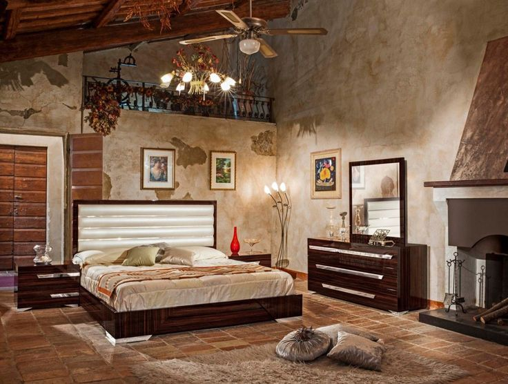 9 best Dream Home images on Pinterest For the home, Home ideas and - Italian Bedroom Sets