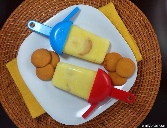 Ba-nilla Pudding Pops