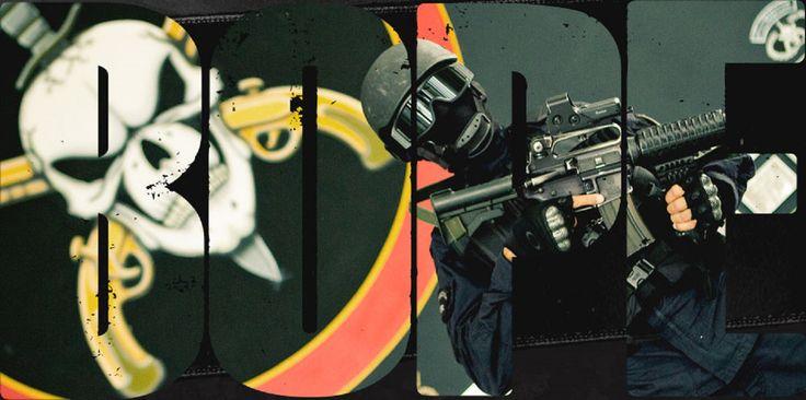 Polícia Militar Estado do Rio de Janeiro - BOPE) Brasil.  http://www.bopeoficial.com/