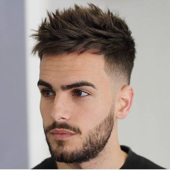 43 Trendy Short Hairstyles For Men With Fine Hair Sensod Create Connect Brand Men Haircut Styles Thick Hair Styles Mens Hairstyles Undercut