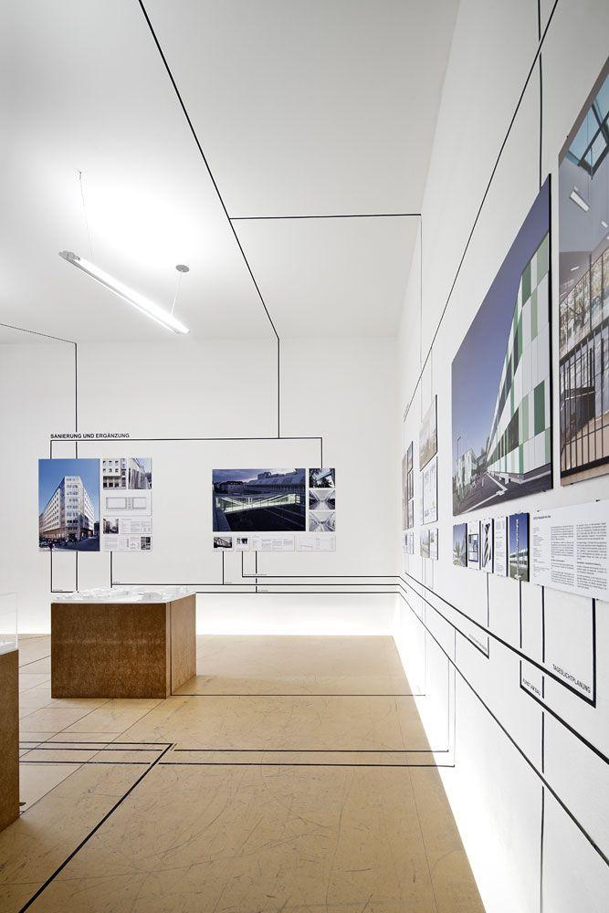 "SOLID architecture´s ""Public Affairs"" Exhibition at Initiative Architektur | Salzburg | Austria | Foto: Kurt Kuball | www.solidarchitec..."