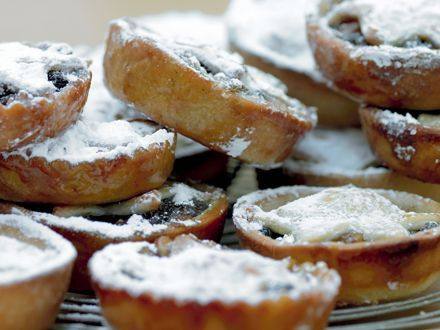 Mince Pie recipe from baking queen Mary Berry