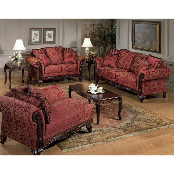 Simmons Paisley Magenta Fabric Upholstery Collection   Indoor Chaise  Lounges At Hayneedle · Traditional Living RoomsTraditional SofaLiving Room  ...