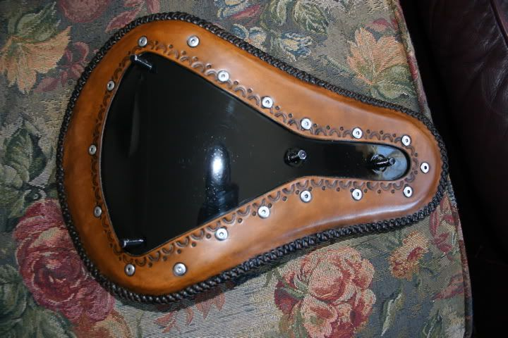 leather motocycle saddle - Recherche Google