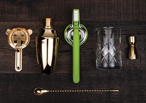 Luxury Professional Bar Tools