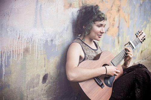 Guitarist Gipsy Girl Tasha Zappala Liana The Ghost Photography  lianatheghost.com