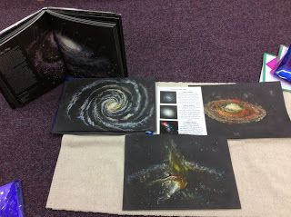 THE LEARNING ARK - Elementary Montessori : Great Lesson 1 : Types of Galaxies [Post 5]
