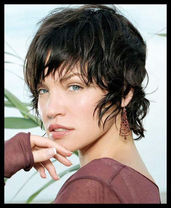 ashley scott hair style Love, love, love this cut!