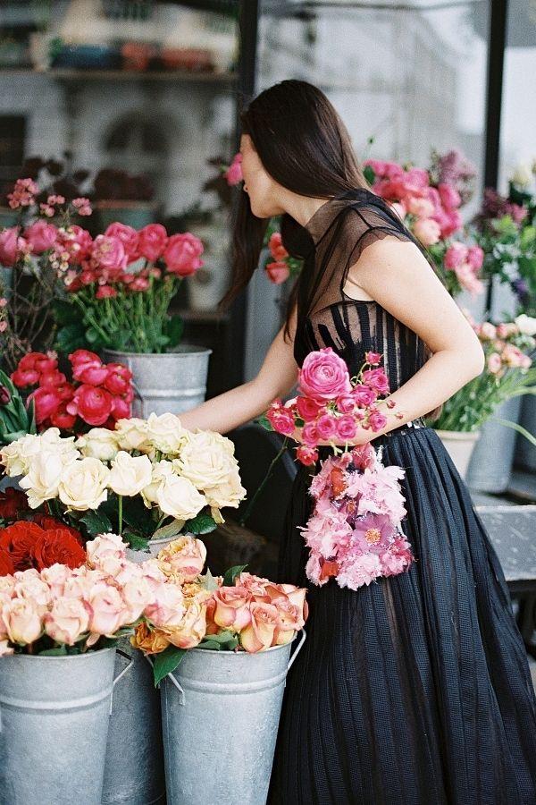 A Pocket of Blossom - Peony Lim