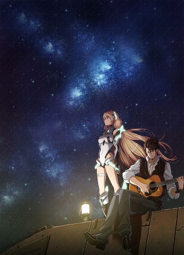 "Crunchyroll - VIDEO: ""Expelled from Paradise"" Anime Movie Trailer and Poster Go Online"