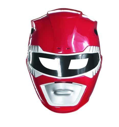 Power Ranger Red Vacuform Mask