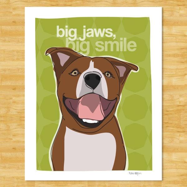 Big Dog Prints